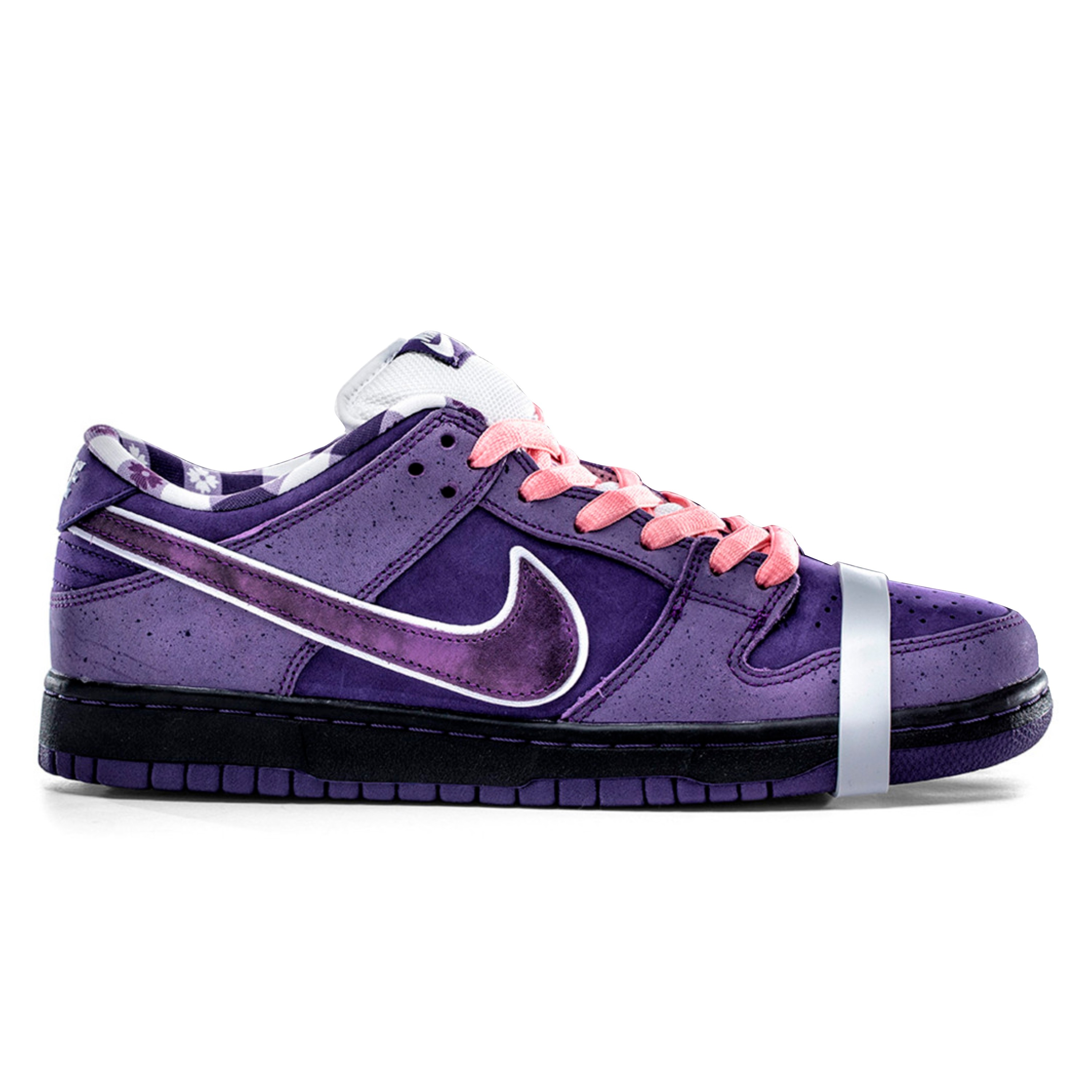 Nike SB x The Concepts Dunk Low Pro OG  Purple Lobster  QS (Voltage ... 24e23cf3f