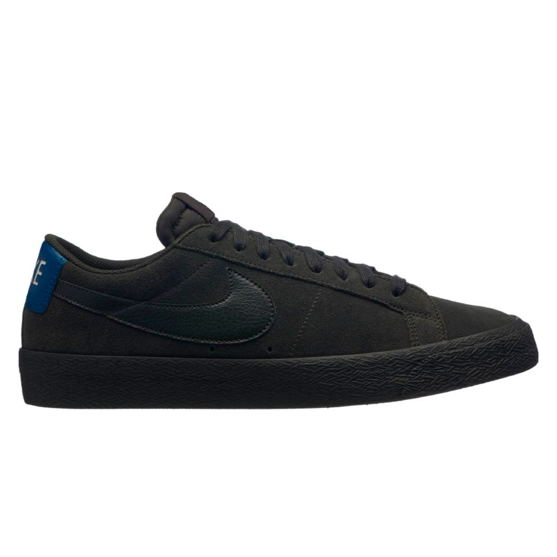 Nike SB Zoom Blazer Low Sequoia 864347 301 Release Date