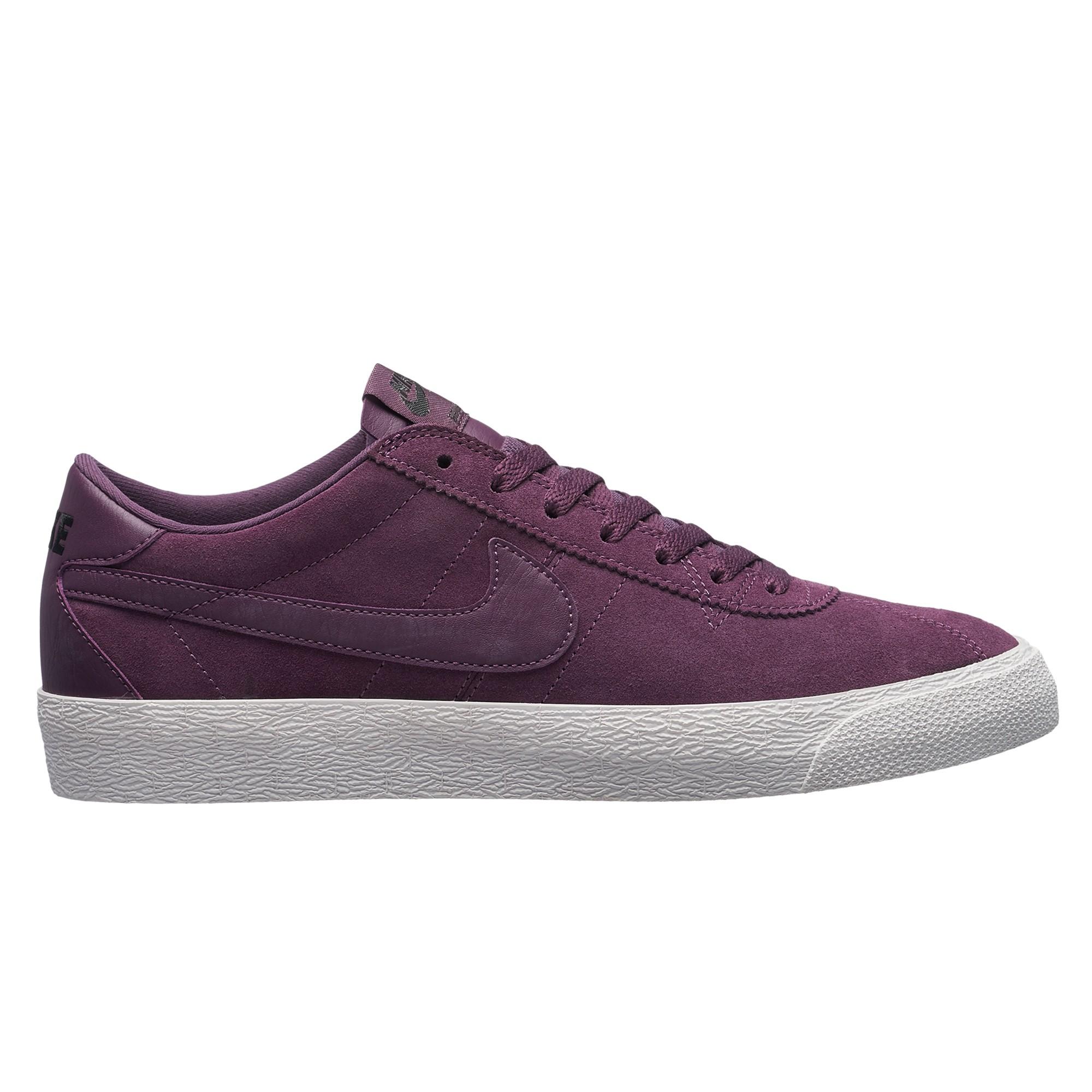 24b2dac604de Nike SB Zoom Bruin Premium SE (Pro Purple Pro Purple-White ...