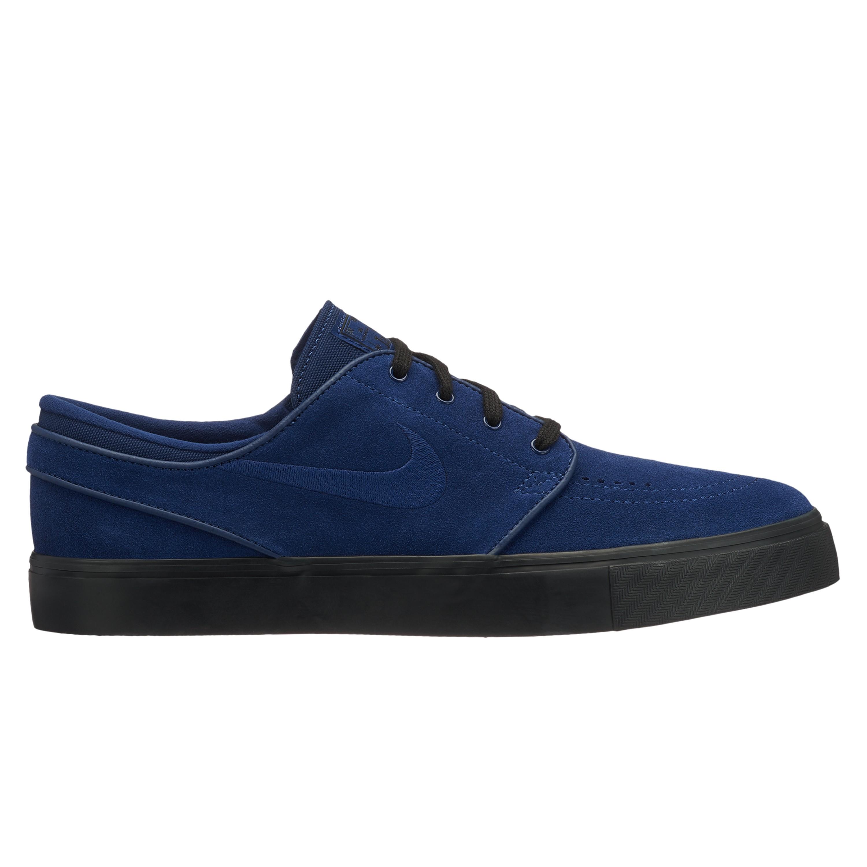 c88eea8be27d54 Nike SB Zoom Stefan Janoski (Blue Void Blue Void-Black) - Consortium.