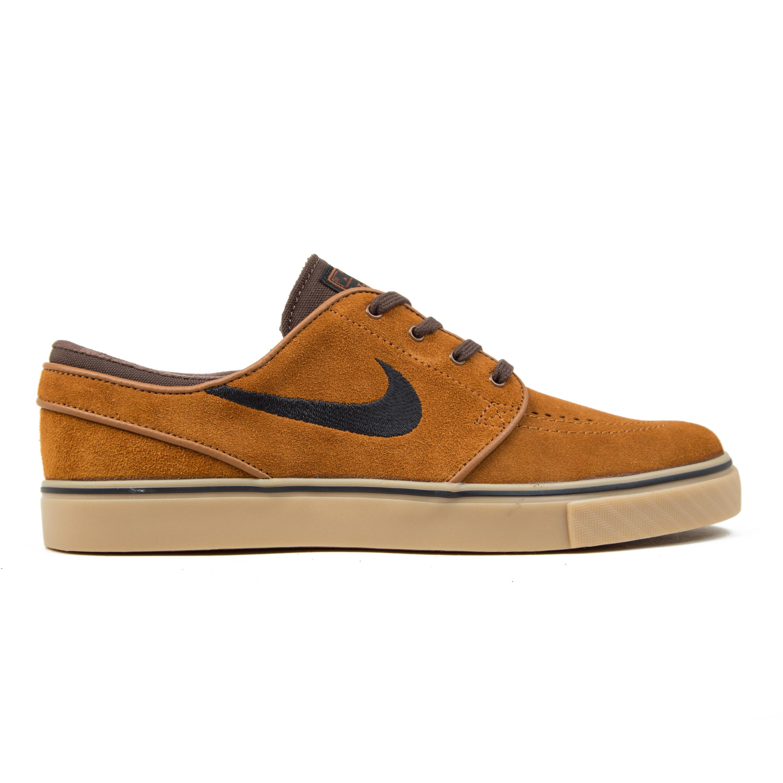 b5c0220d3a2 Nike SB Zoom Stefan Janoski (Hazelnut Baroque Brown Gum Light Brown ...