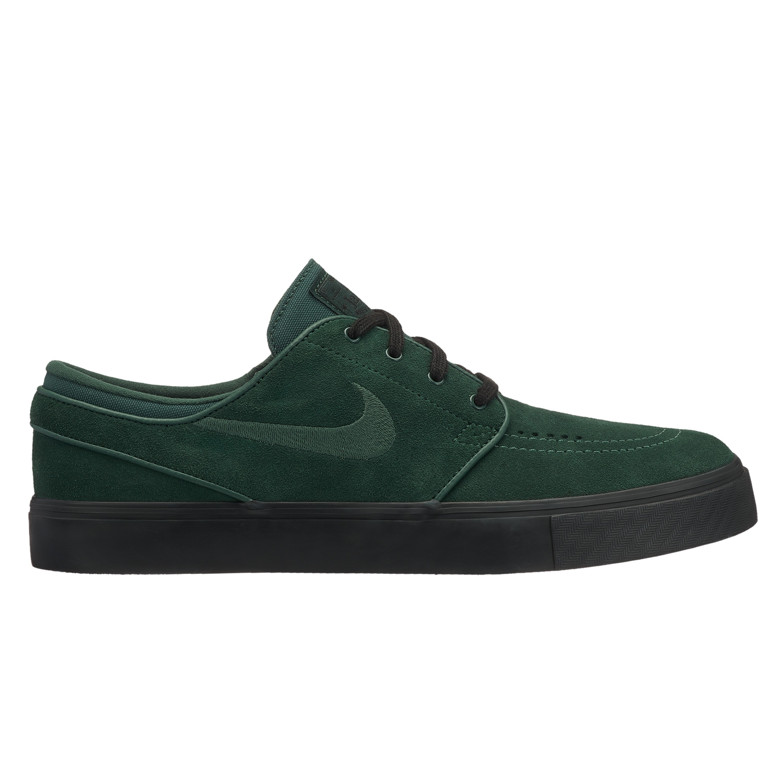 separation shoes 360d7 1b093 Nike SB Zoom Stefan Janoski. (Midnight Green Midnight Green-Black)