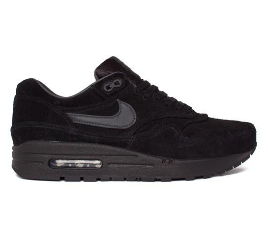 purchase cheap ccccb 2642f Nike Air Max 1 Premium (Black Anthracite-Anthracite) - Consortium.