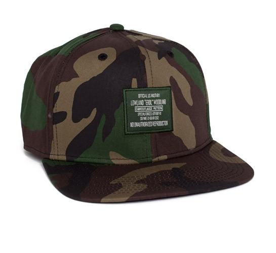 Nike SB ERDL Snapback Cap (Camo) - Consortium. 550b7e57ced