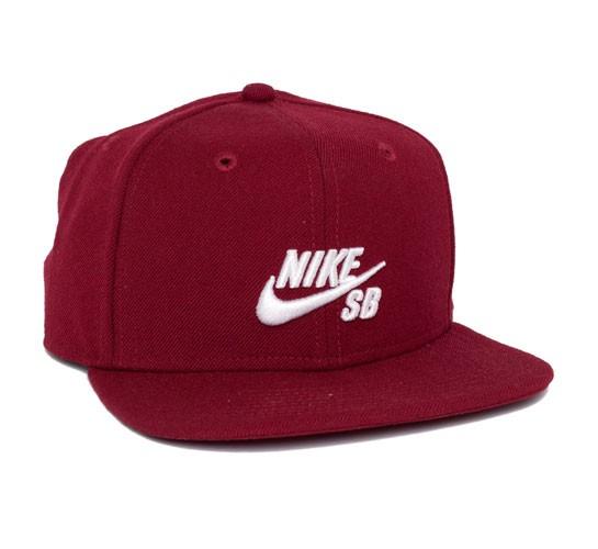 Nike SB Icon Snapback Cap (Team Red) - Consortium. 29ae6cfdda6e