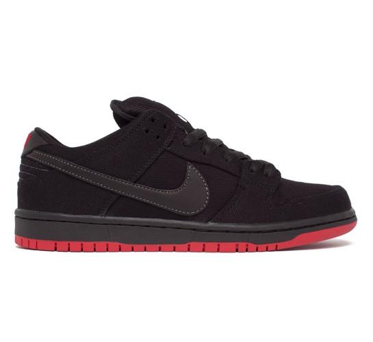 wholesale dealer 62270 e2f91 Nike SB X Levi's Dunk Low Premium (Black/Black) - Consortium.