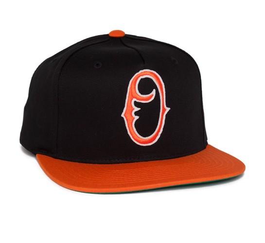 0b670728df7 Obey Staple Snapback Cap (Black Orange) - Consortium.