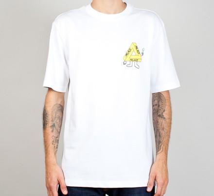 c1140dbe7308 Palace Glow Sticks T-Shirt (White) - Consortium