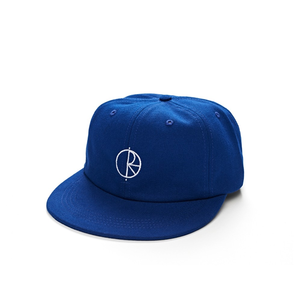 20680ff6a26 Polar Skate Co. Canvas Cap (Royal Blue) - Consortium.