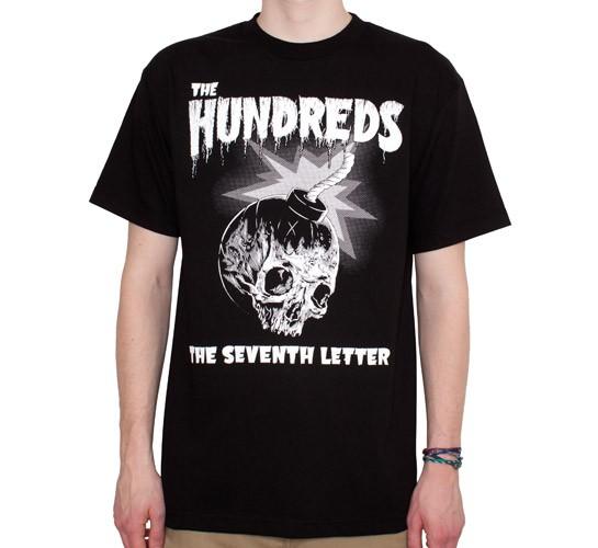 29a939765 The Hundreds X The Seventh Letter EWOK Skull T-Shirt (Black) - Consortium.