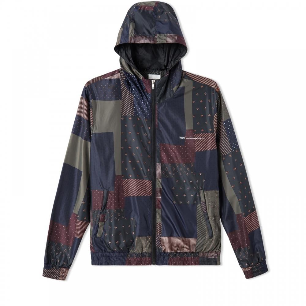Wood Wood Emmett Jacket (Quilt Texture)