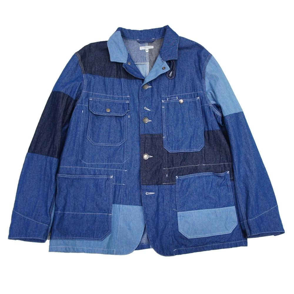 Engineered Garments Logger Jacket (Med 8 Oz Denim)