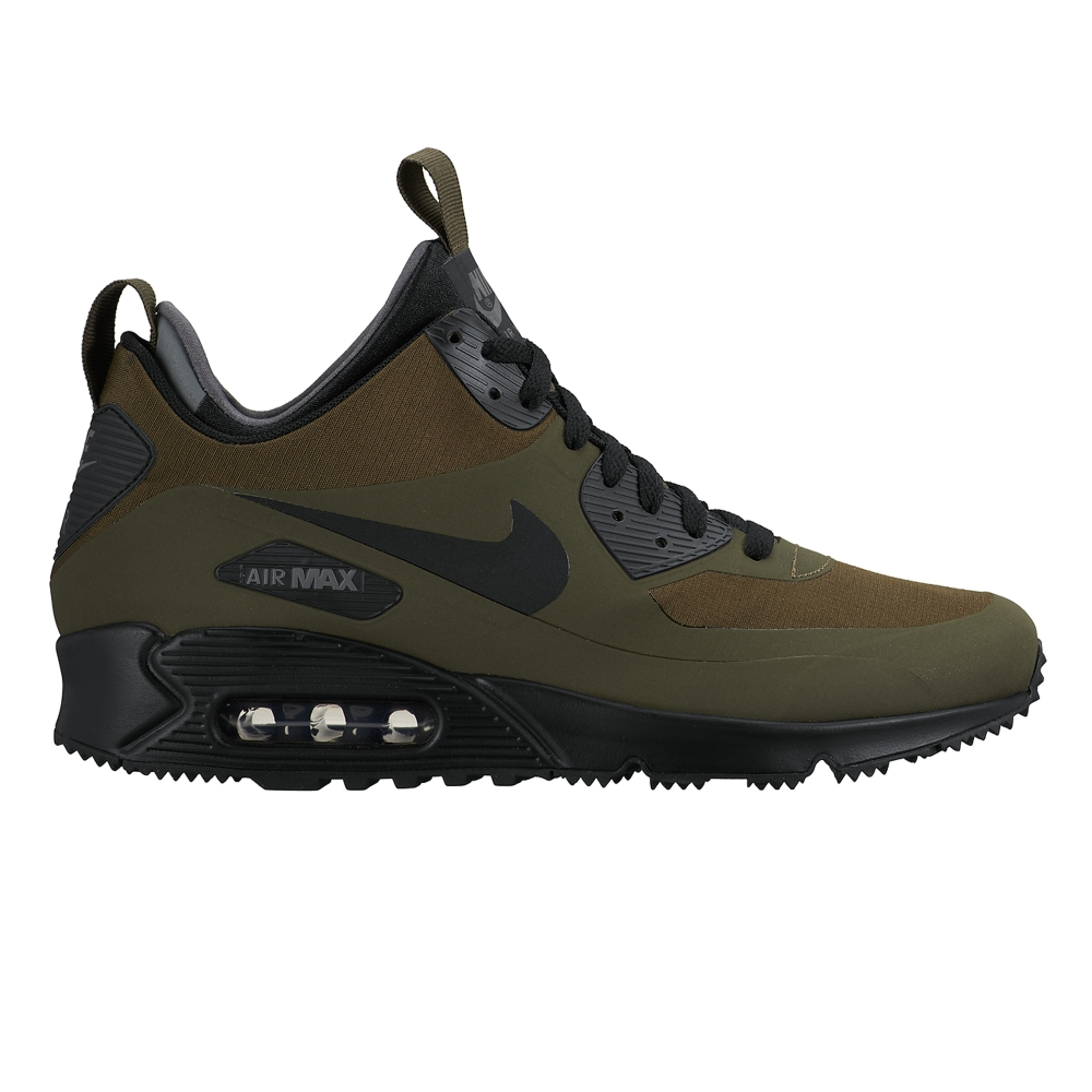 nike air max 90 mid winter dark loden