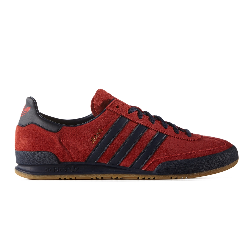 adidas Originals Jeans MKII (Red/Collegiate Navy/Gum 2)