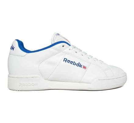 7efc6c4c1bc Reebok NPC Vintage (White Reebok Royal Red) - Consortium.