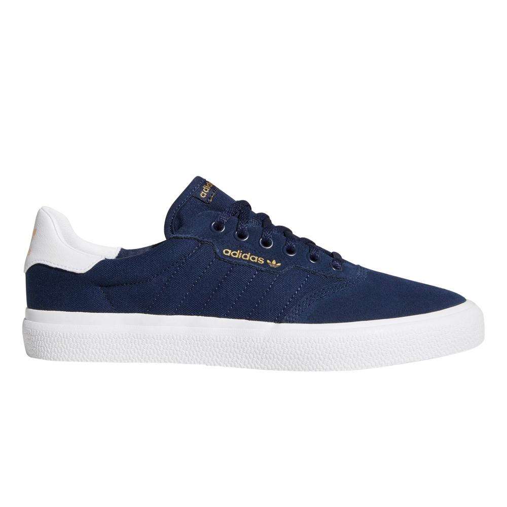 adidas Skateboarding 3MC (Collegiate Navy/Footwear White/Collegiate Navy)