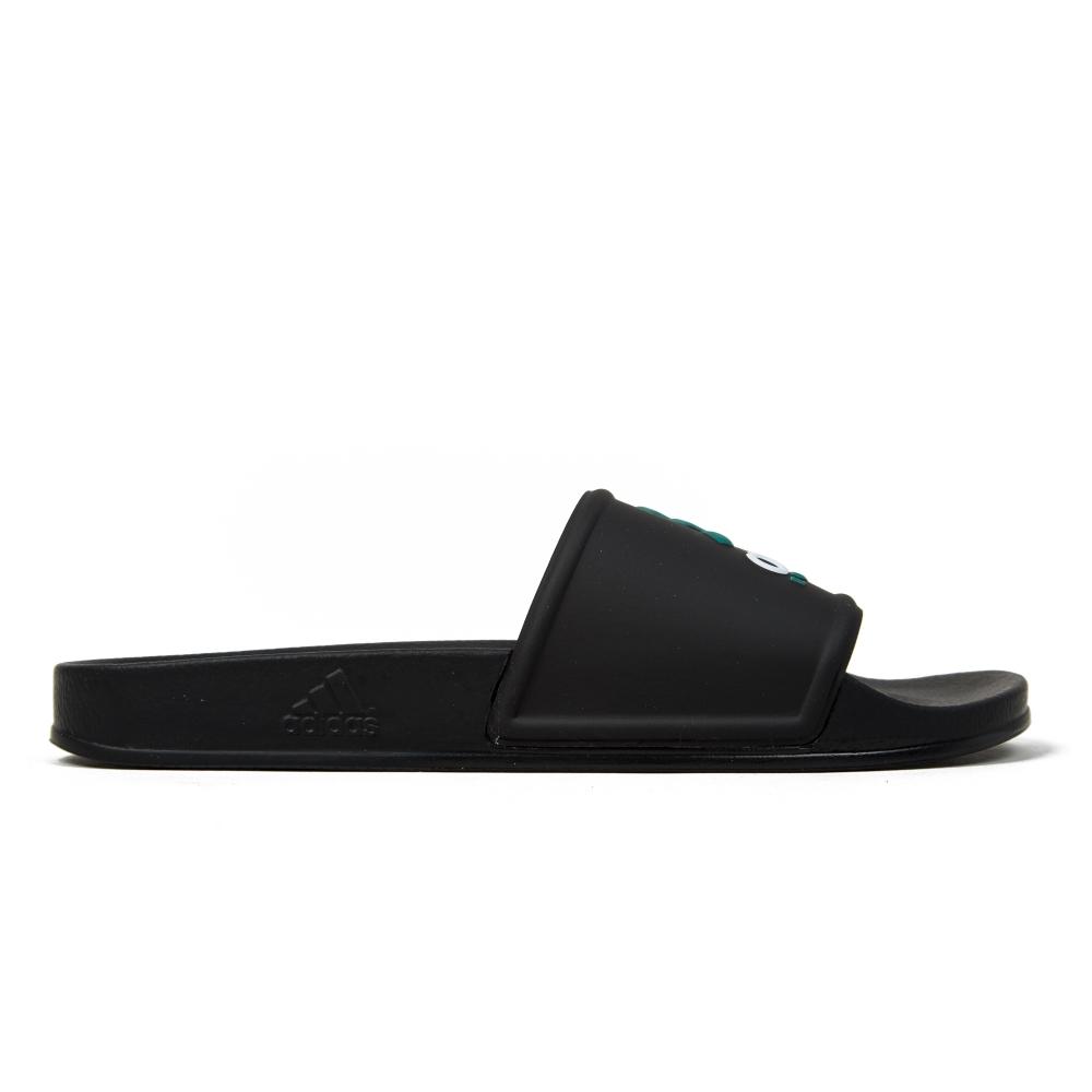 adidas Adilette EQT (Core Black/Core Black/Footwear White)