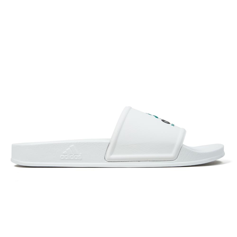 adidas Adilette EQT (Footwear White/Footwear White/Core Black)