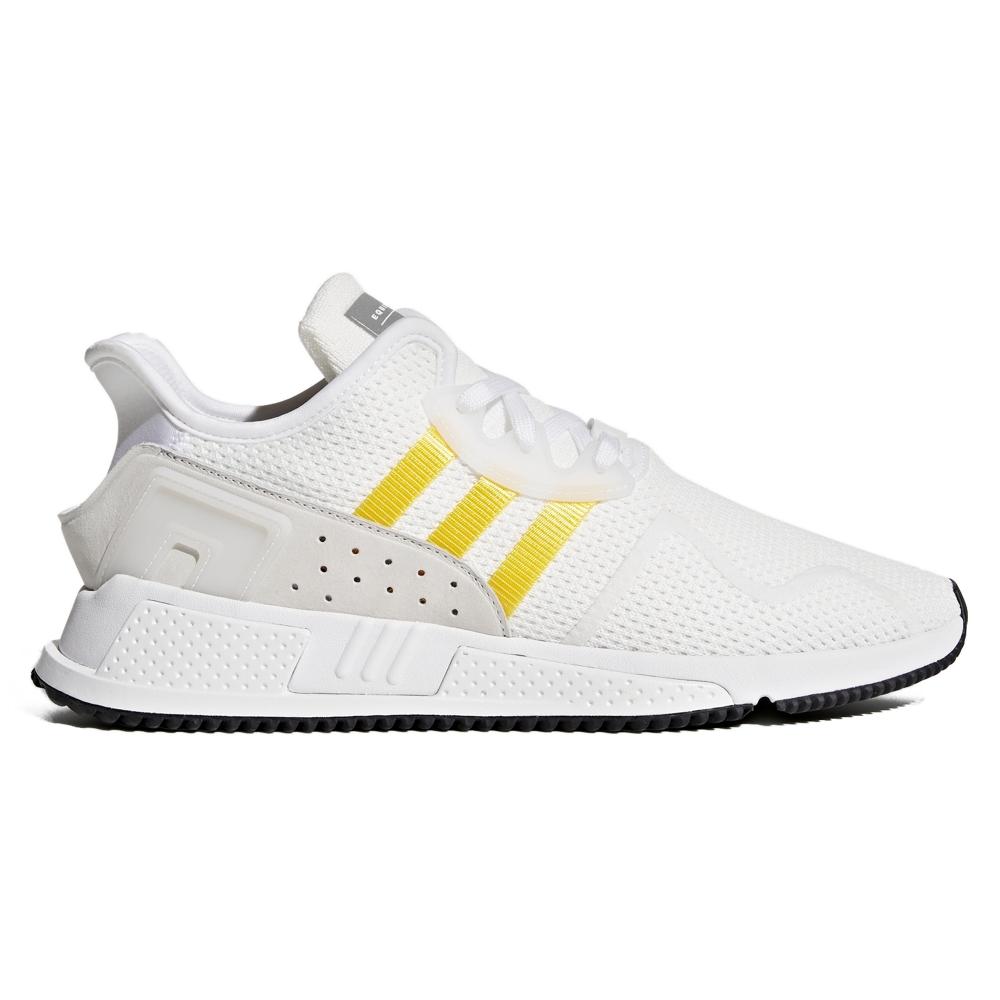 adidas EQT Cushion ADV 'Sunny Yellow' (Footwear White/EQT Yellow/Silver Metallic)
