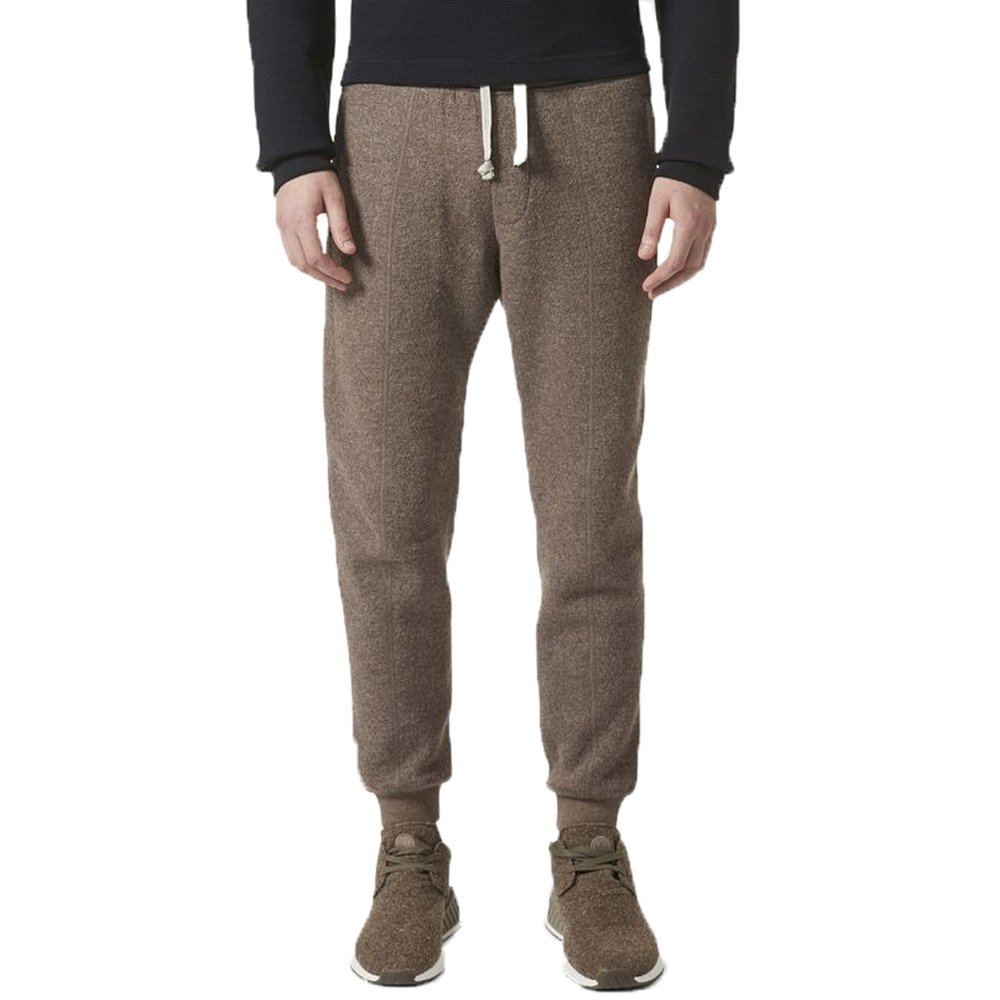 adidas Originals by wings+horns Wool Track Pants (Simple Brown)