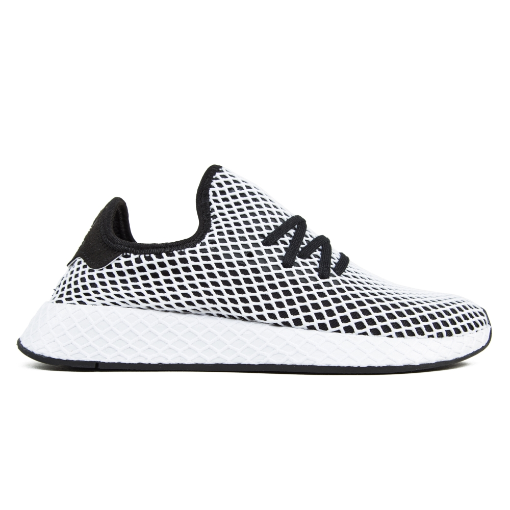 d8fba49b9b1c adidas Originals Deerupt Runner (Core Black Core Black Footwear ...