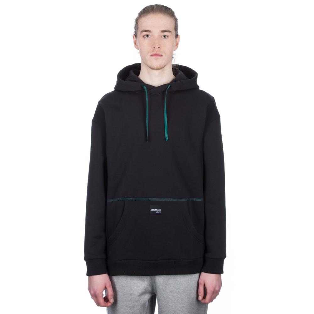 best service f147b f6d9c adidas Originals EQT 18 Pullover Hooded Sweatshirt
