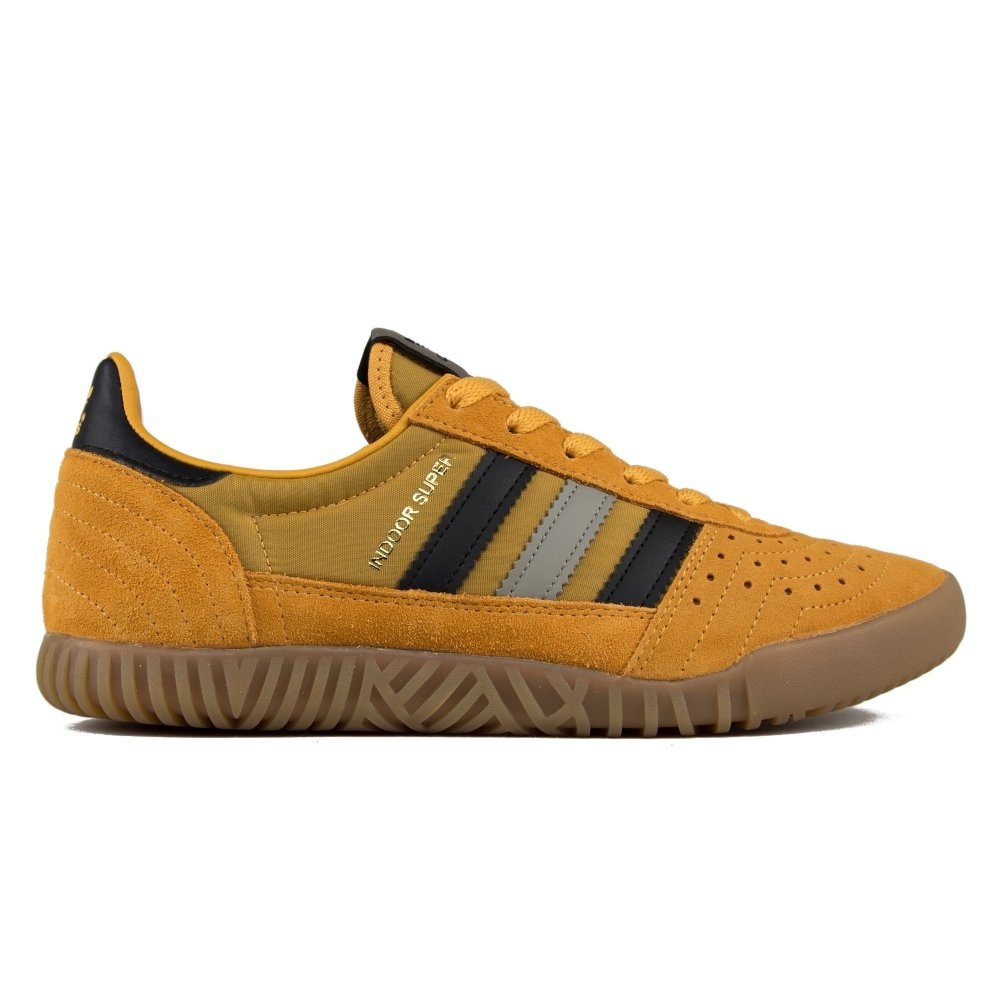 adidas Indoor Super Tactile Yellow/ Core Black/ Trace Cargo
