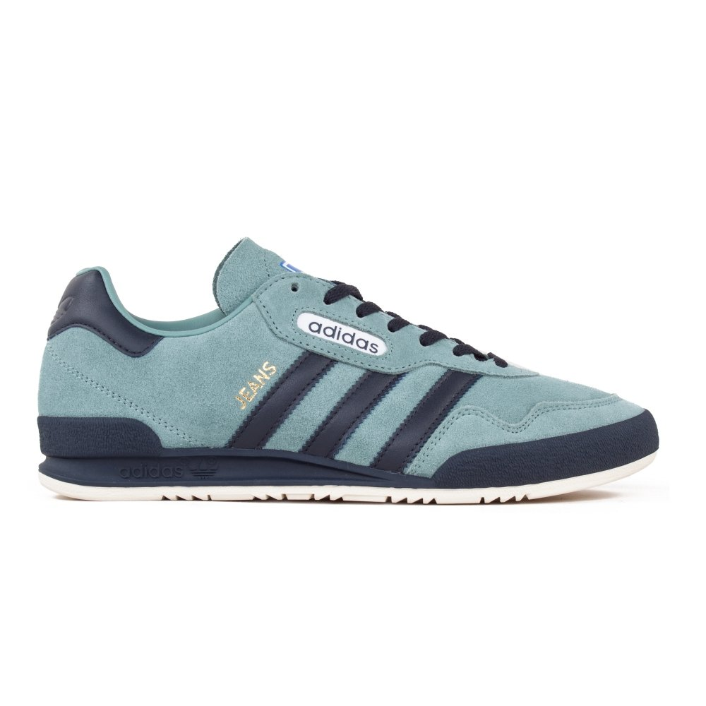 ADIDAS Jeans Super UK 11 NUOVO