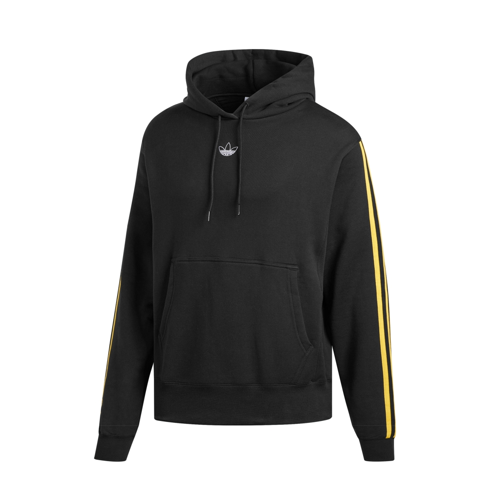 adidas gold and grey hoodie