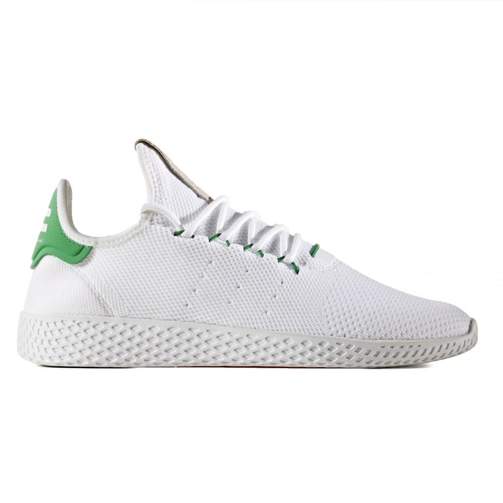 adidas originals pharrell williams tennis hu green