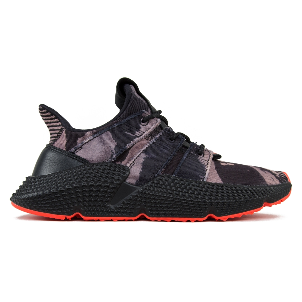 adidas Originals Prophere 'Rogue' (Core Black/Core Black/Solar Red)