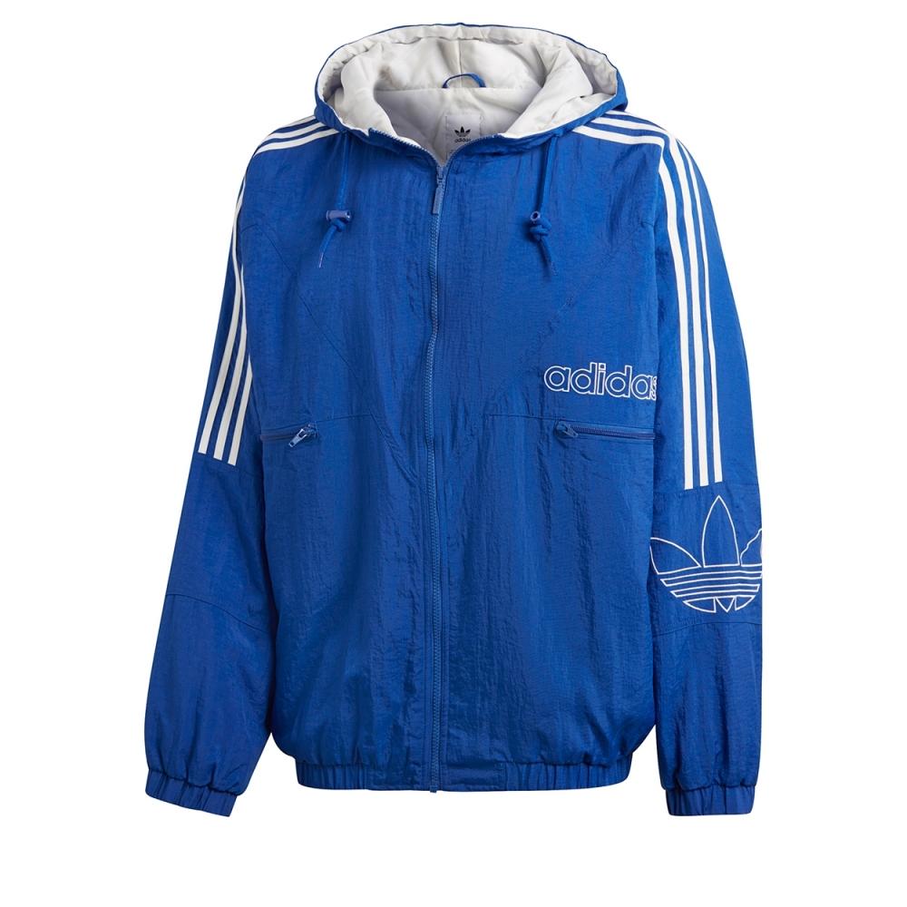 99001c2b38 adidas Originals Trefoil Jacket (Collegiate Royal) - Consortium
