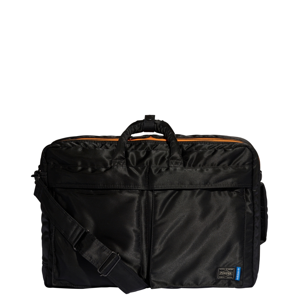adidas Originals x Porter Three-Way Briefcase (Black)