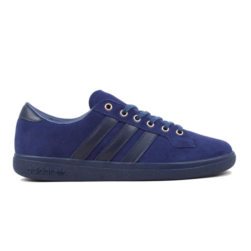 adidas Originals x SPEZIAL Bulhill SPZL (Dark Blue/Night Indigo/Night Indigo)