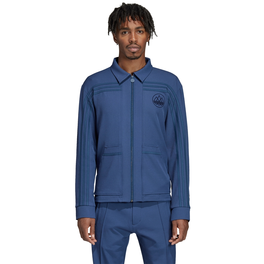 adidas Originals x SPEZIAL by UNION LA Track Jacket (Night Marine)