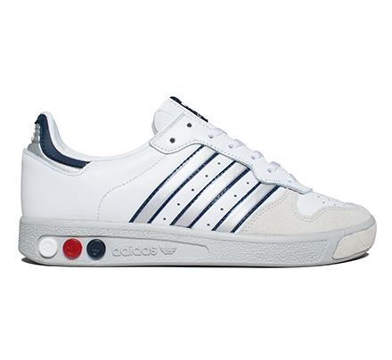 Adidas Originals x SPEZIAL G.S SPZL (Footwear White/Collegiate Navy/Vintage  White S15