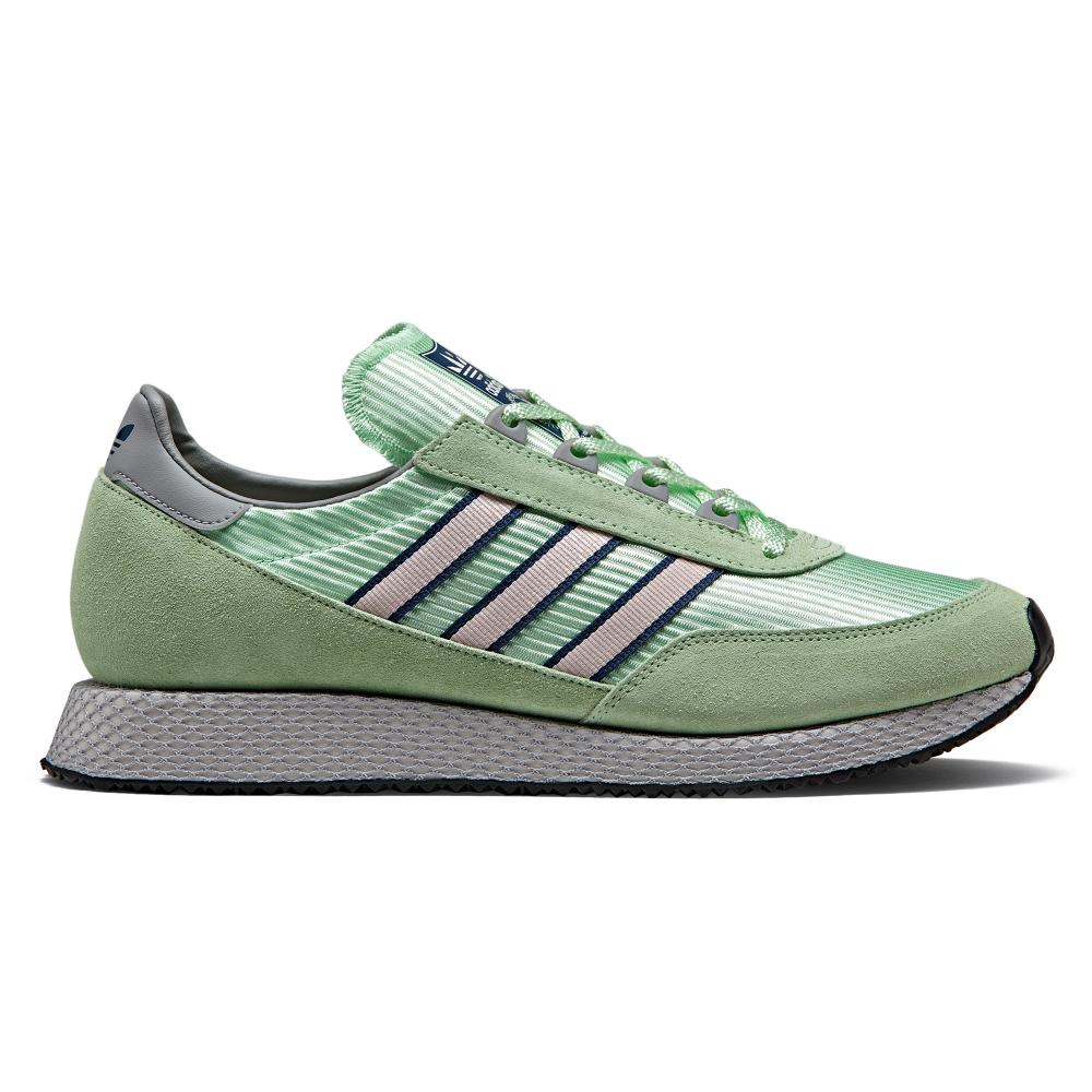 finest selection 31413 d0d9e adidas Originals x SPEZIAL Glenbuck SPZL (Mist JadeIcey PinkSupplier  Colour)