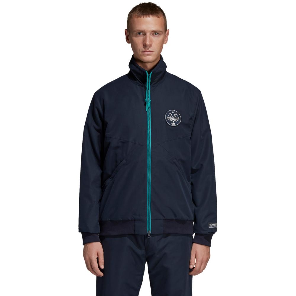 adidas Originals x SPEZIAL Harpurhey Track Jacket (Night Navy)