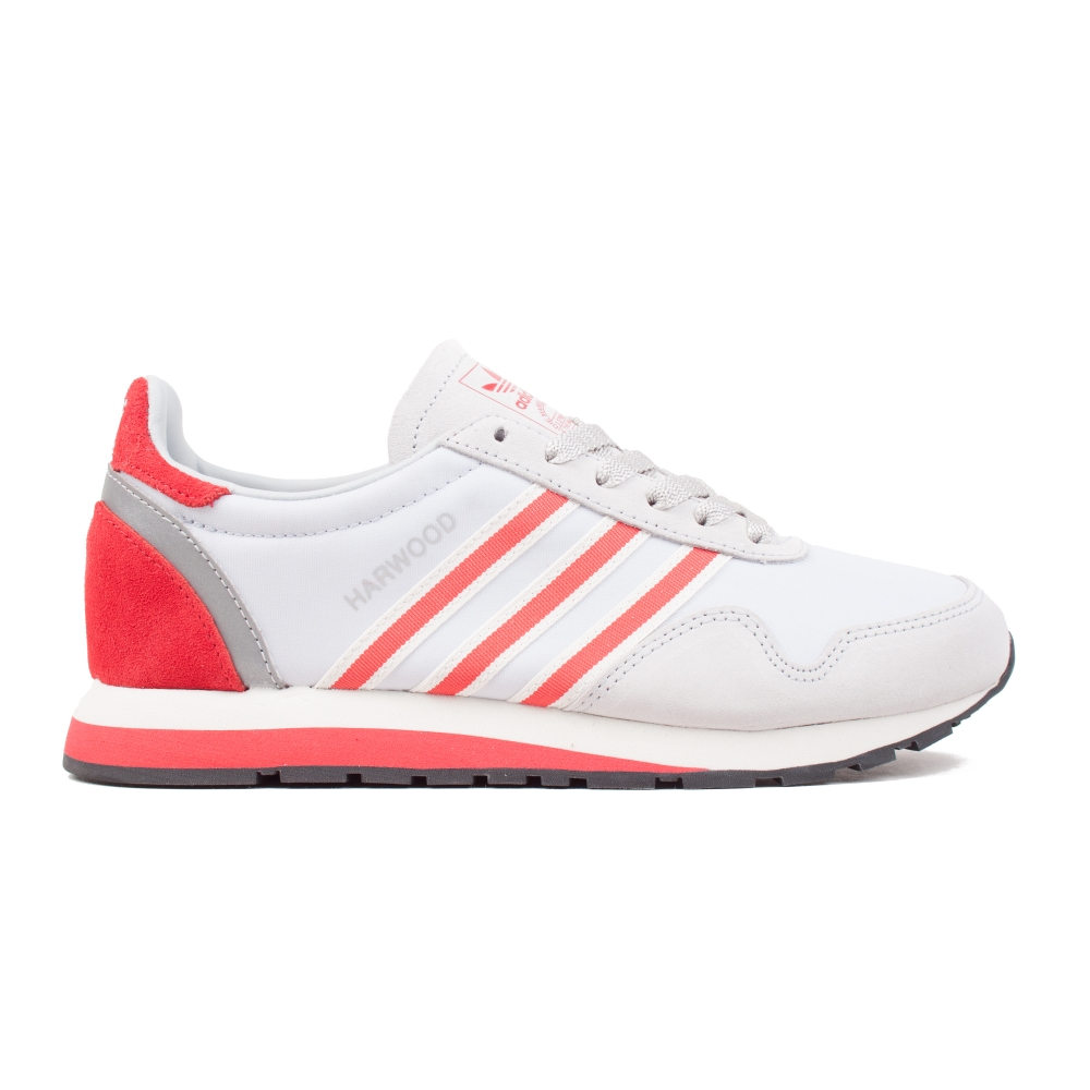 adidas Originals x SPEZIAL Harwood SPZL (Clear Grey/Ray Red/Off White)