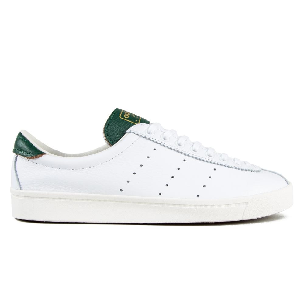 adidas Originals x SPEZIAL Lacombe SPZL (Core White/Chalk White/Easy Green S17)
