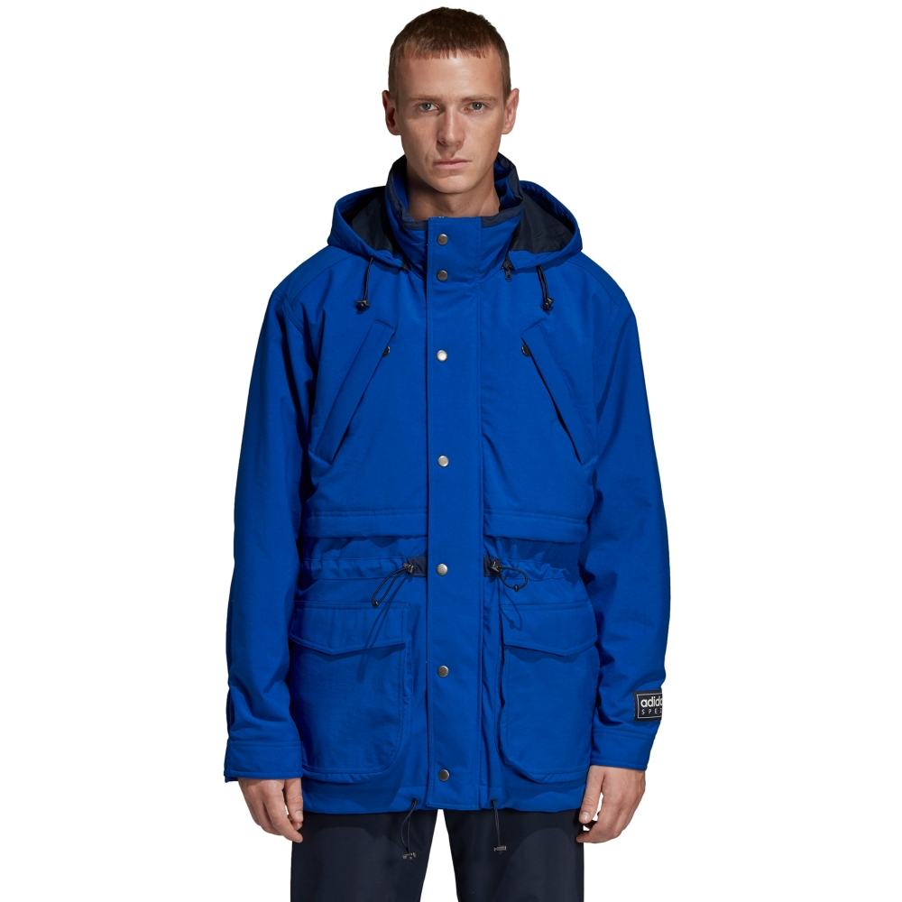 adidas Originals x SPEZIAL Loton Jacket (Power Blue)