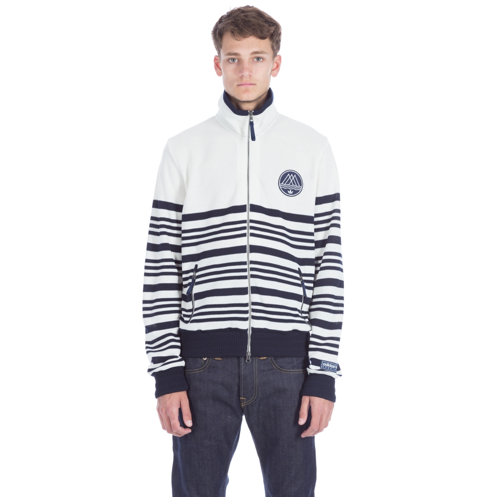 690bc9c75 adidas Originals x SPEZIAL Lytham Track Jacket (Off White/Collegiate ...