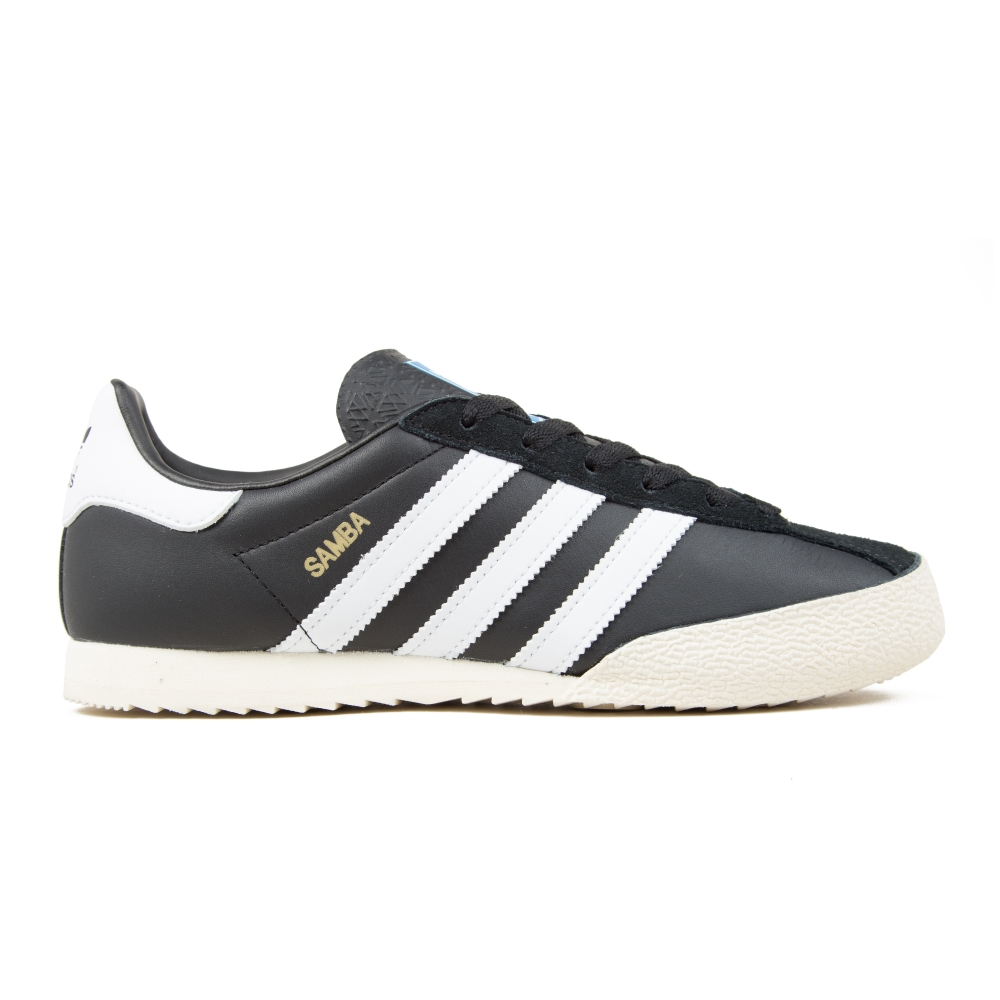 adidas Originals x SPEZIAL Samba SPZL (Core Black/White/Gold Metallic)