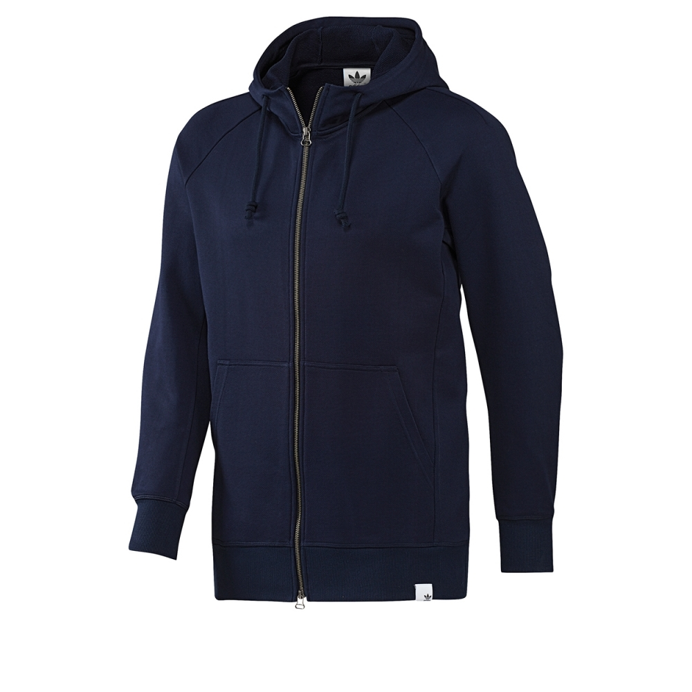 15c2b5e1 adidas Originals XbyO Full-Zip Hooded Sweatshirt