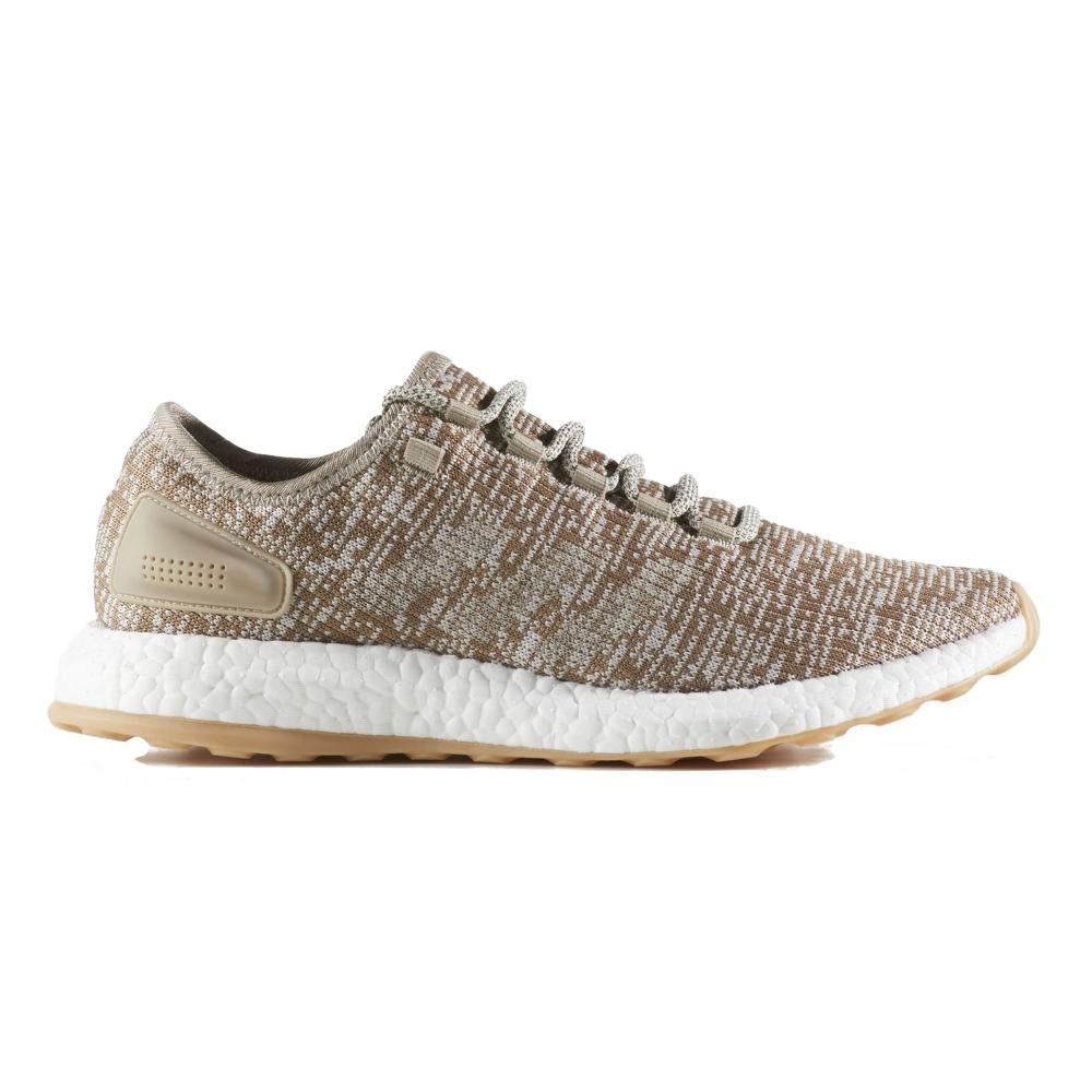 adidas PureBOOST (Trace Khaki/Clear Brown/Trace Khaki)