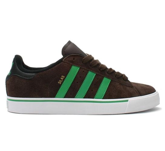 hot sale online 7e7ed 626da adidas Skateboarding Campus Vulc (Silas)