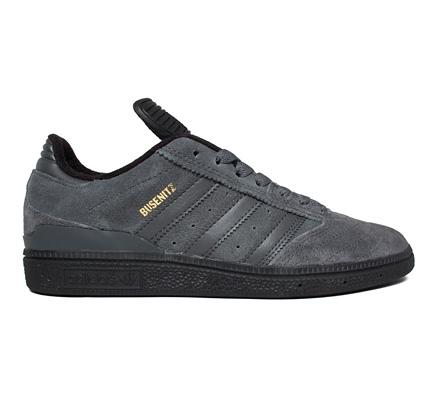 Adidas Skateboarding Busenitz (DGH Solid Grey/DGH Solid Grey/Core Black)