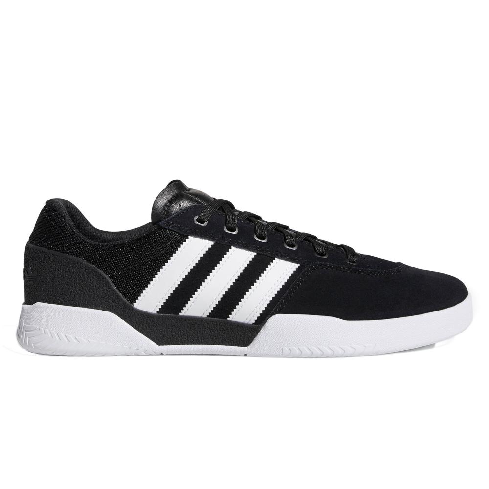 adidas Skateboarding City Cup (Core Black/Footwear White/Footwear White)