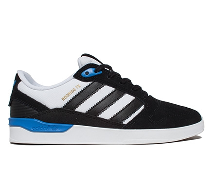Adidas Skateboarding ZX Vulc (Core Black/Footwear White/Bluebird)