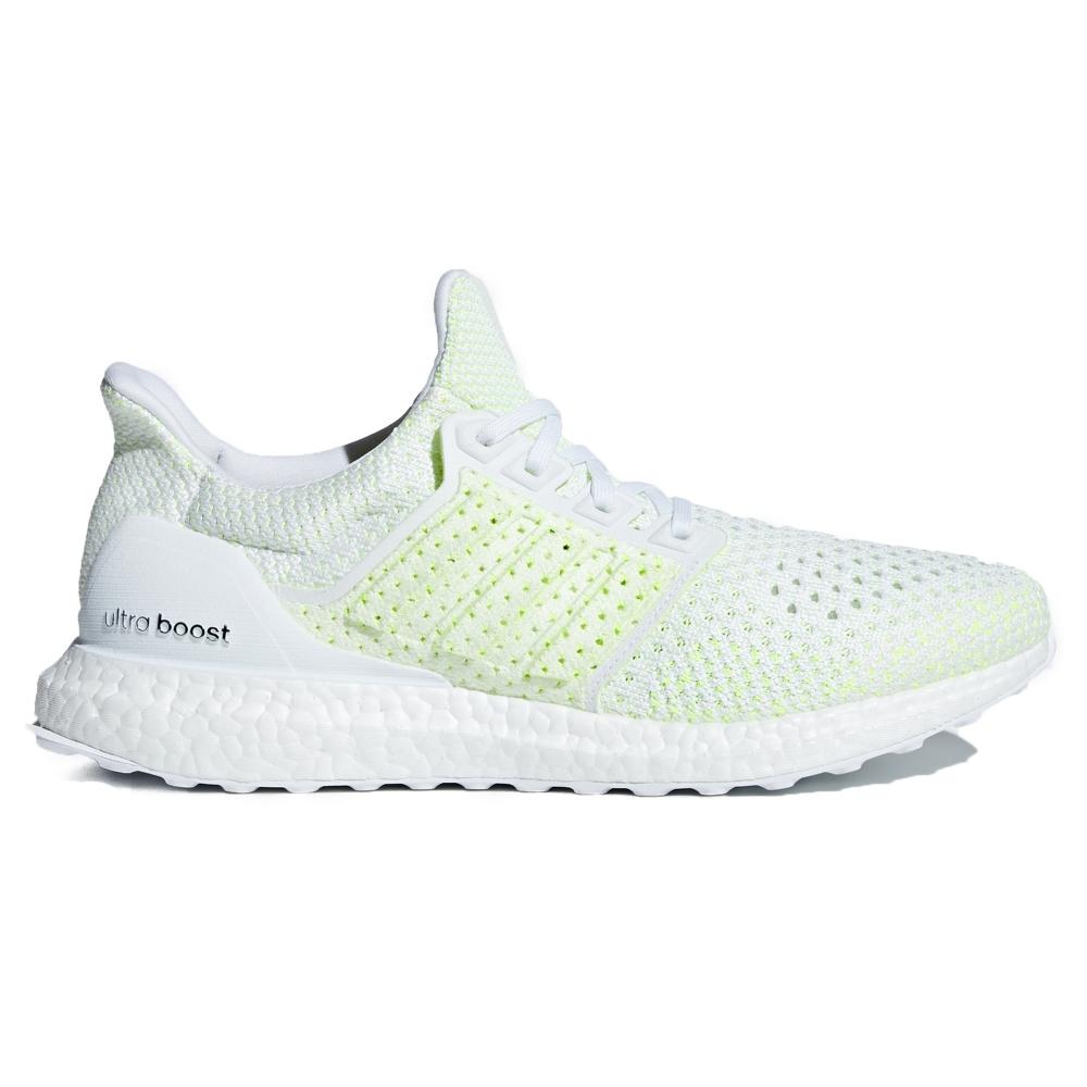 adidas UltraBOOST Clima 'Solar Yellow' (Footwear White/Footwear White/Solar Yellow)